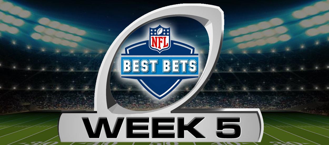 betting nfl week 5