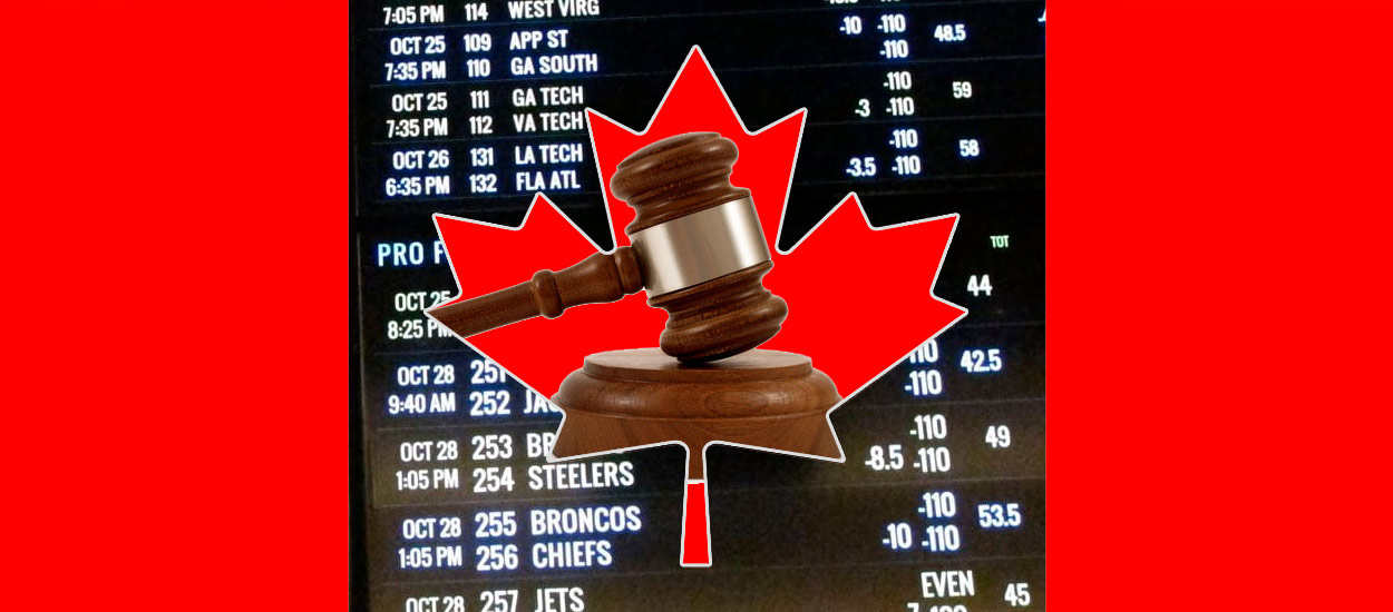 Canada sports betting legality prizefighter odds skybet betting