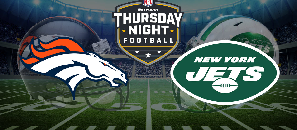 Thursday Night Nfl Betting Broncos Get New Rider For Game Vs Jets