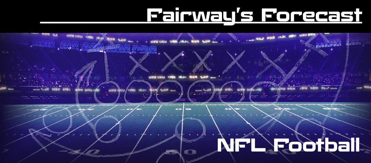 Fairway's Football Forecast – Week 4 NFL Picks
