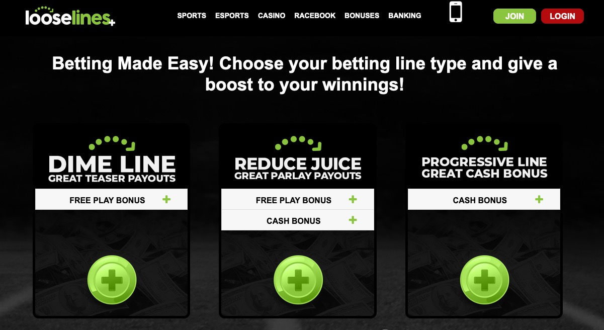 Dime line betting retransmisiones nba online betting
