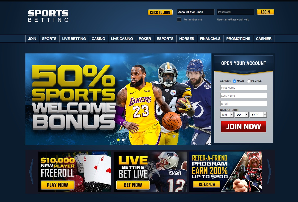 Welcome bonus sports betting dd hh betting sites
