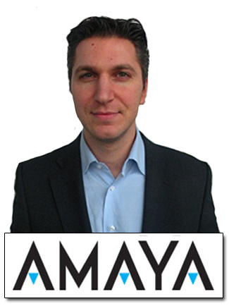 Amaya gaming David Baazov