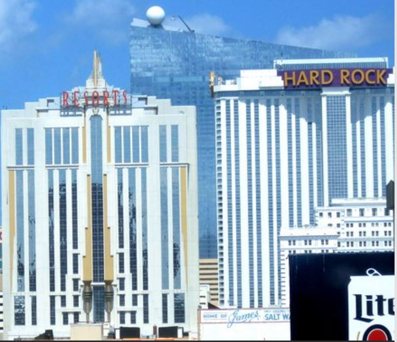 Atlantic city casino revenue