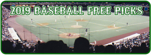 MLB Baseball Free Pick