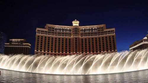 Bellagio Fountains sale