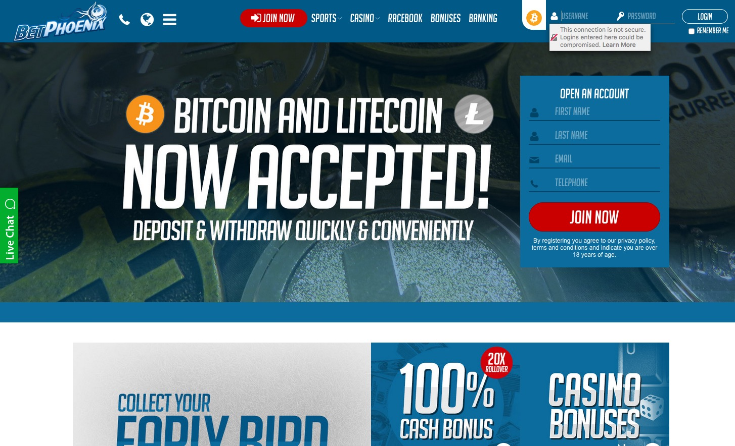 online casino server software
