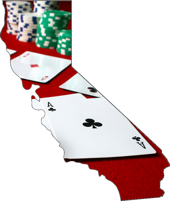 Sports betting poker California
