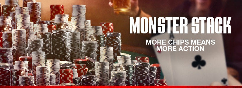 Monster Stack at Ignition Casino