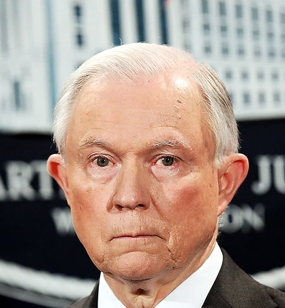 Jeff Session recusal