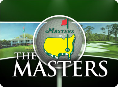 The Masters Live Betting