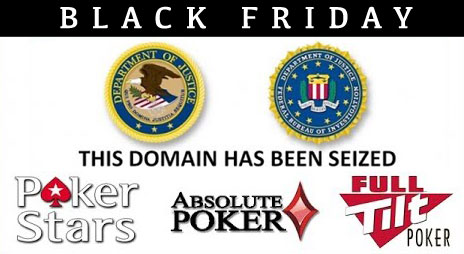 Black Friday top story online poker