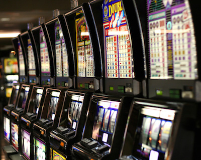 electronic slot machine jackpots
