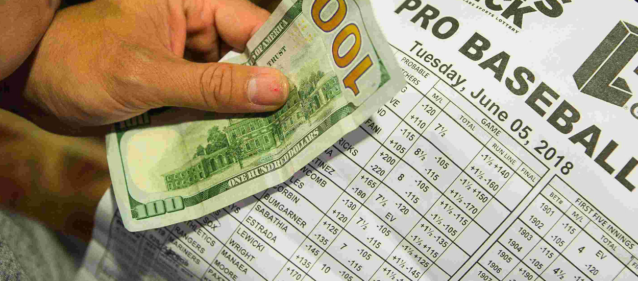 Sports betting bills in California