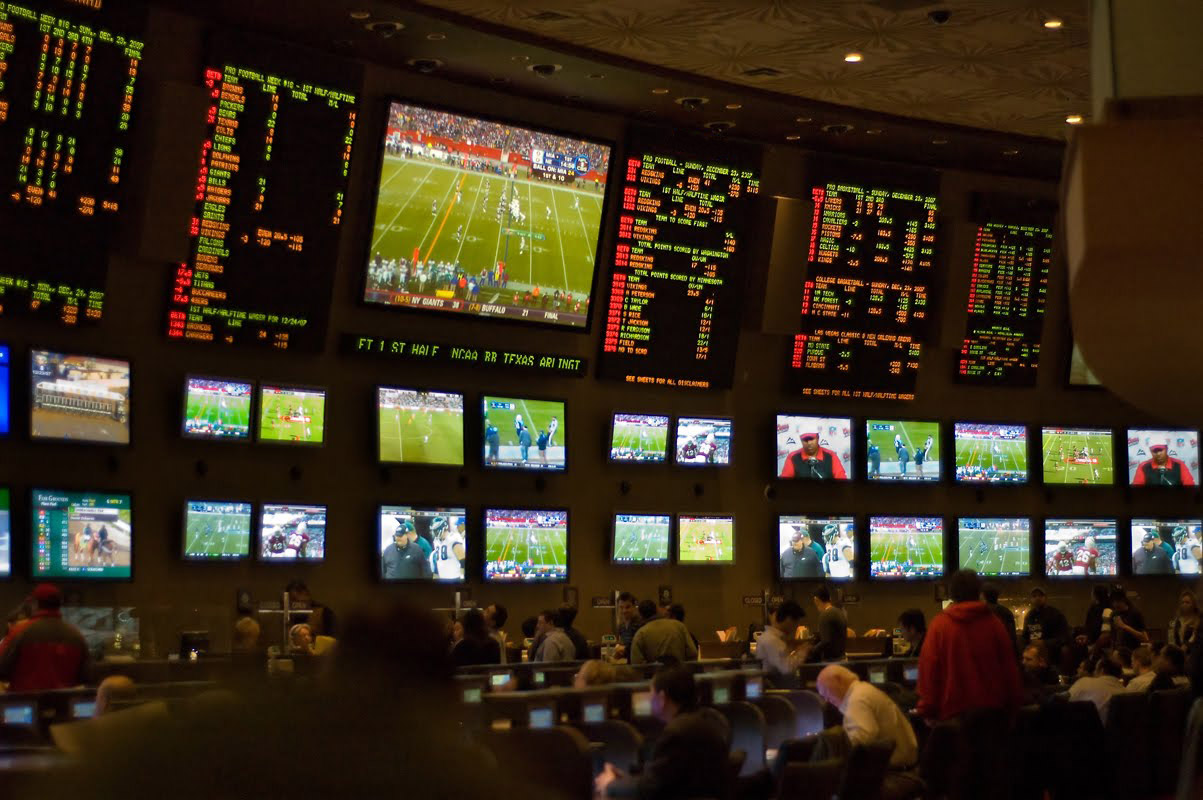 Sports betting in Toronto