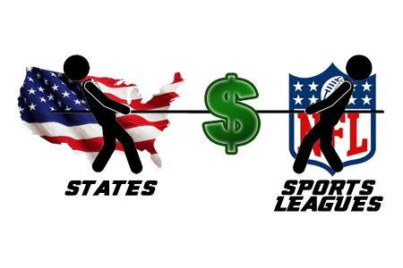 Sports betting integrity fee