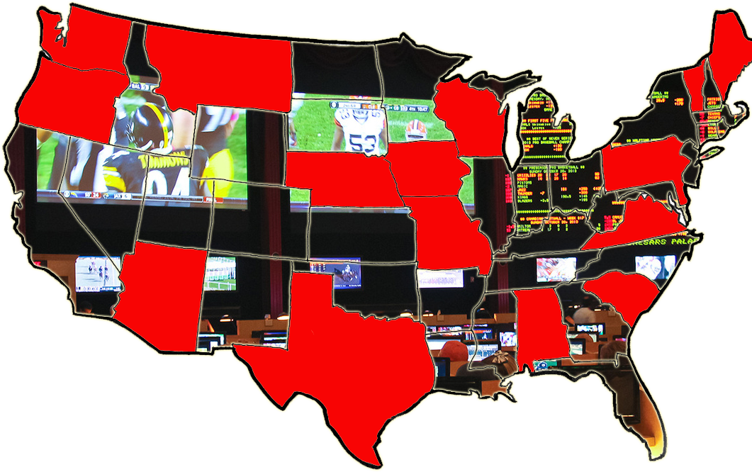 legalizing sports betting in the U.S.