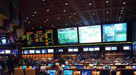 Betting college football spreads