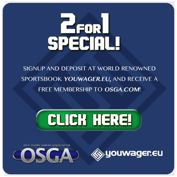 Free OSGA Membership from YouWager